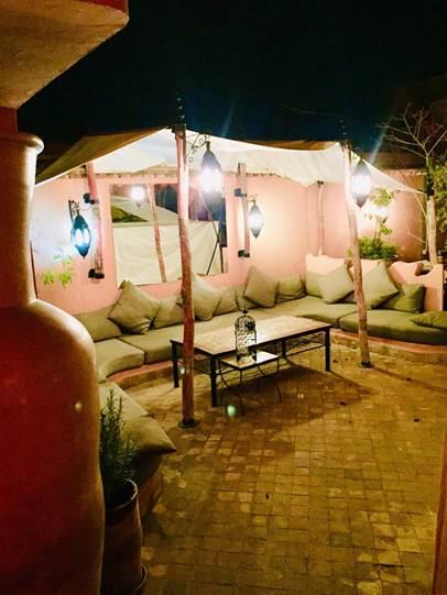 Riad Ain Marrakech  galeria