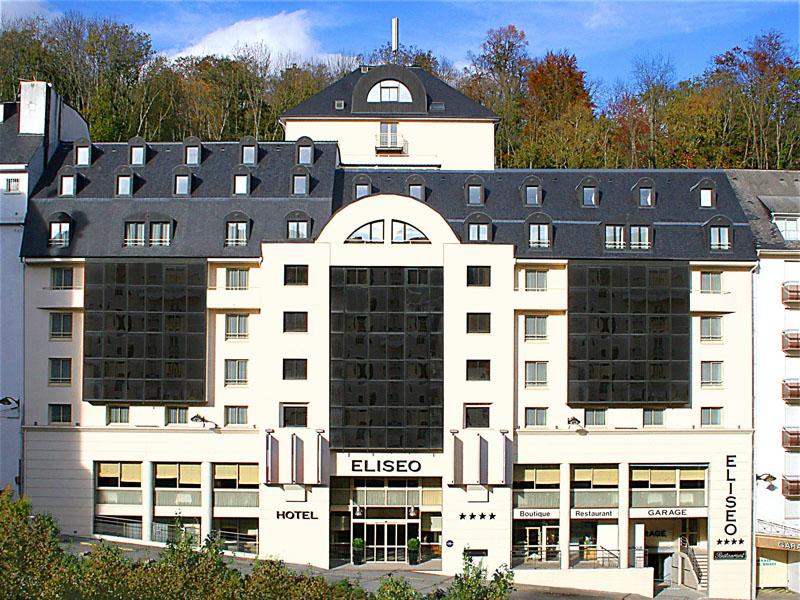 Hôtel Eliseo  galeria