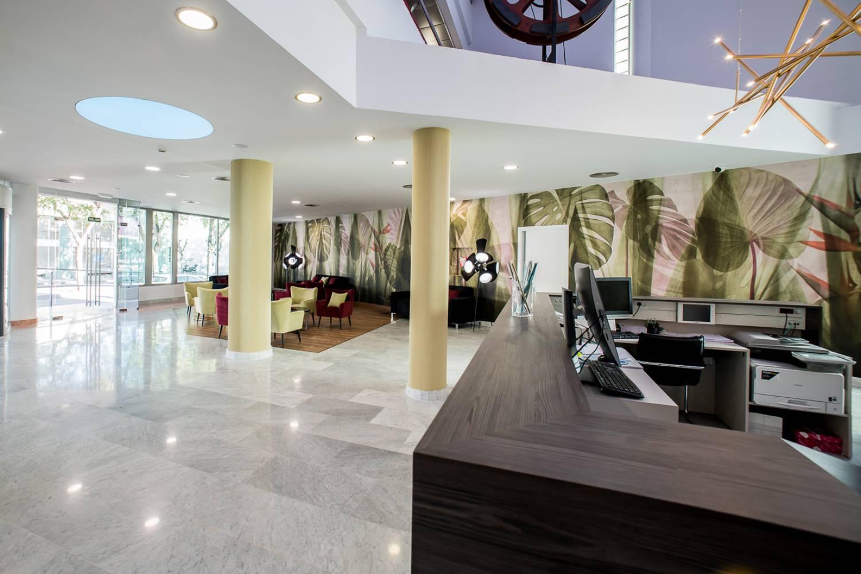 Hotel Azarbe  galeria