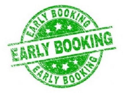 Precios especiales Early Booking
