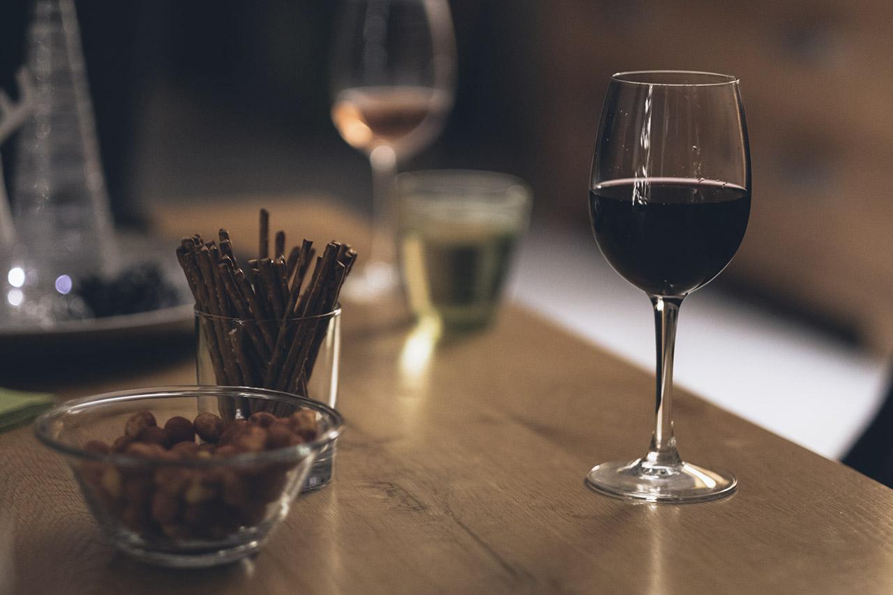 Weingutbesichtigung – Besichtigung ,Verlangen'