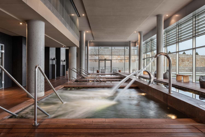 Eurostars Valbusenda Hotel Bodega & Spa - Wine spa