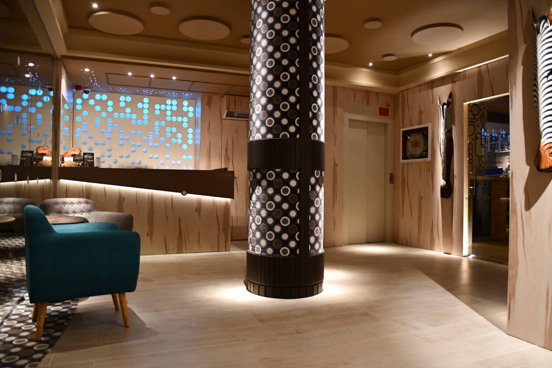 Hotel Oriente  galeria