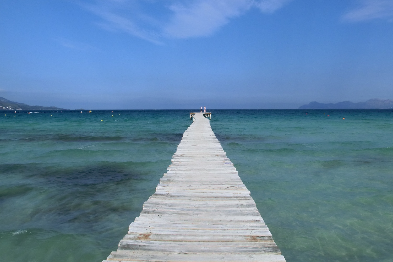 Alcudia y playa de Muro