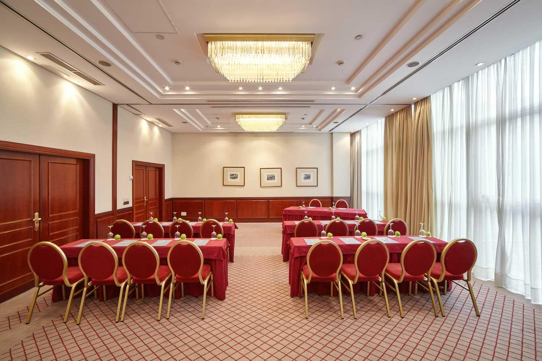 Eurostars Gran Hotel Santiago - Gesellschaftszimmer