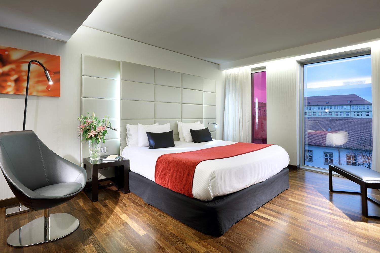 Reservieren Sie Das Hotel Eurostars Grand Central In Munchen
