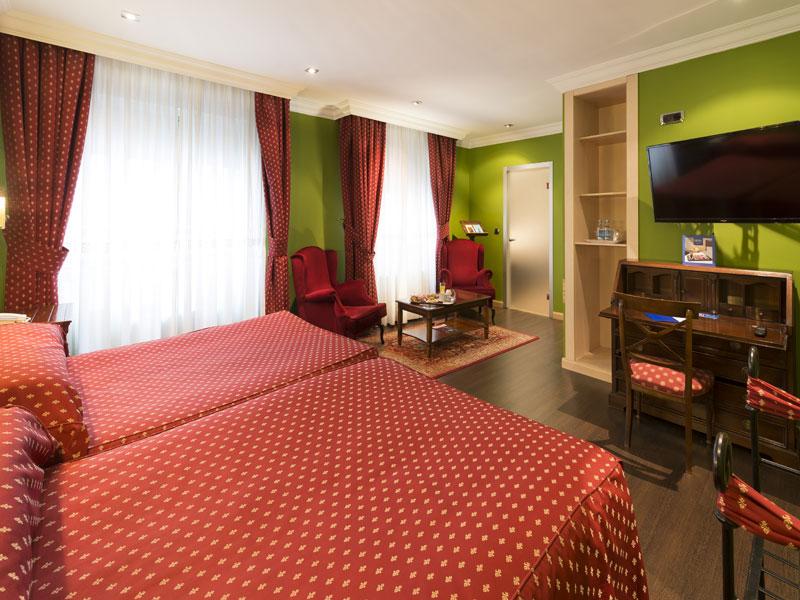 Hotel Fernan Gonzalez