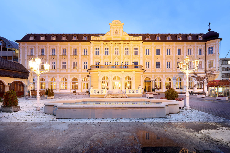 Eurostars Park Hotel Maximilian