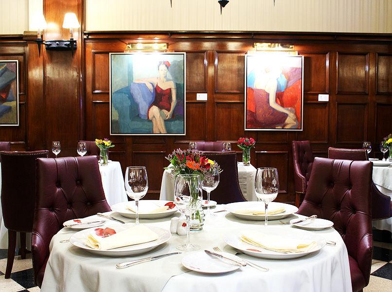Claridge's Restaurant