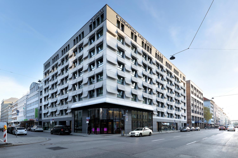Reservieren Sie Das Hotel Eurostars Book Hotel In Munchen