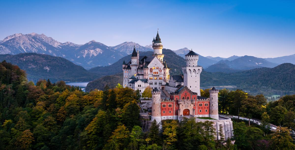 Les châteaux royaux - enfants jusqu'à 14 ans