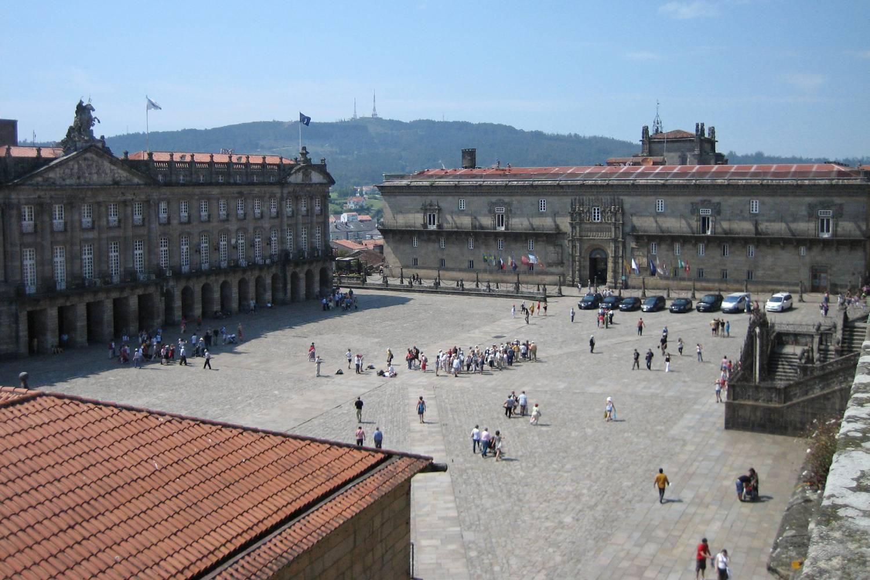 Obradoiro Square