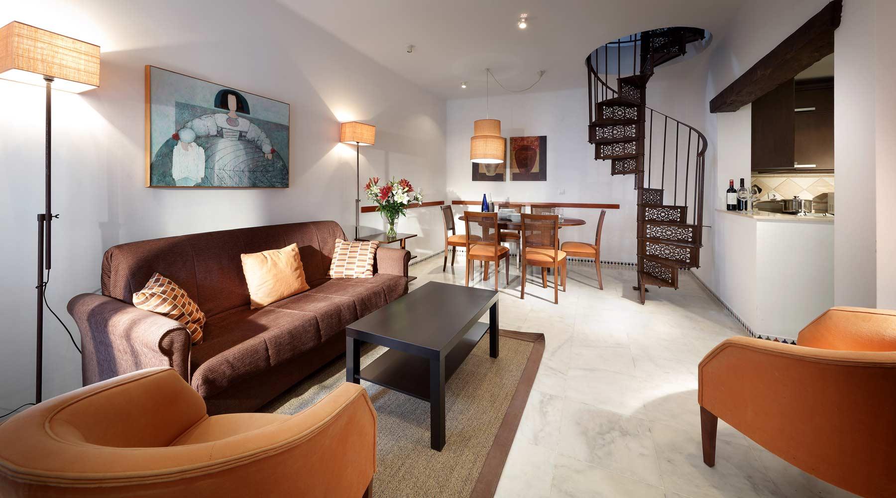 Apartamentos Patios de Alcántara