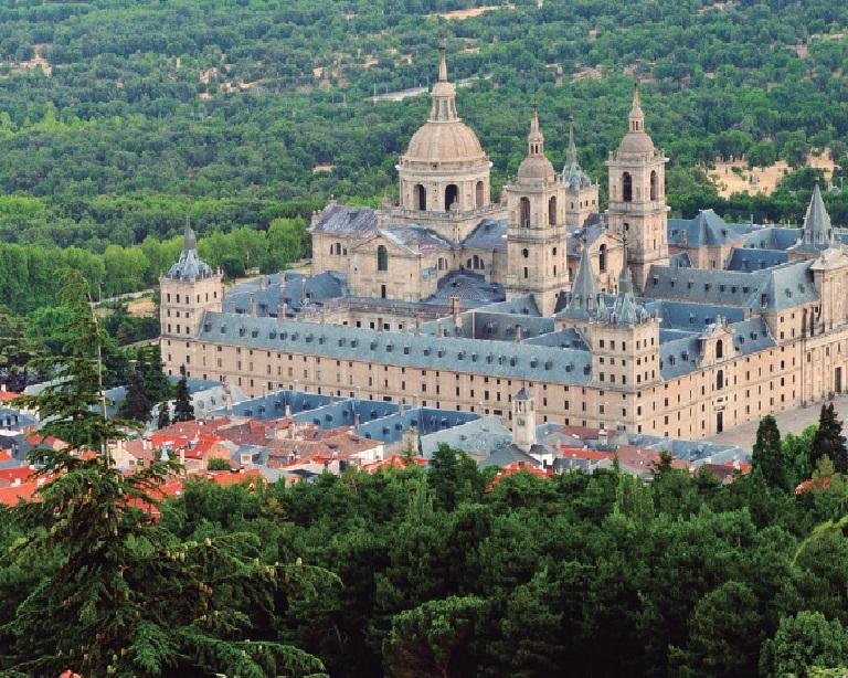 Monasterio de El Escorial y Basílica del Valle
