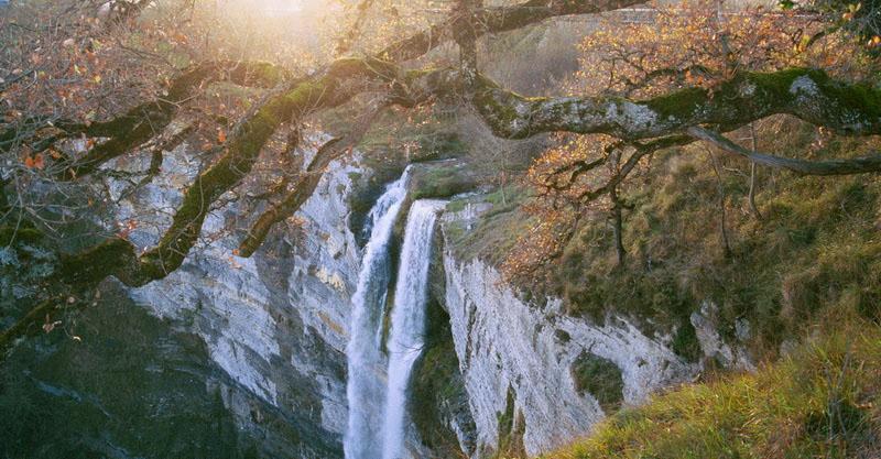 Gujuli / Goiuri Waterfall