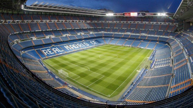Tour Bernabéu (niño)