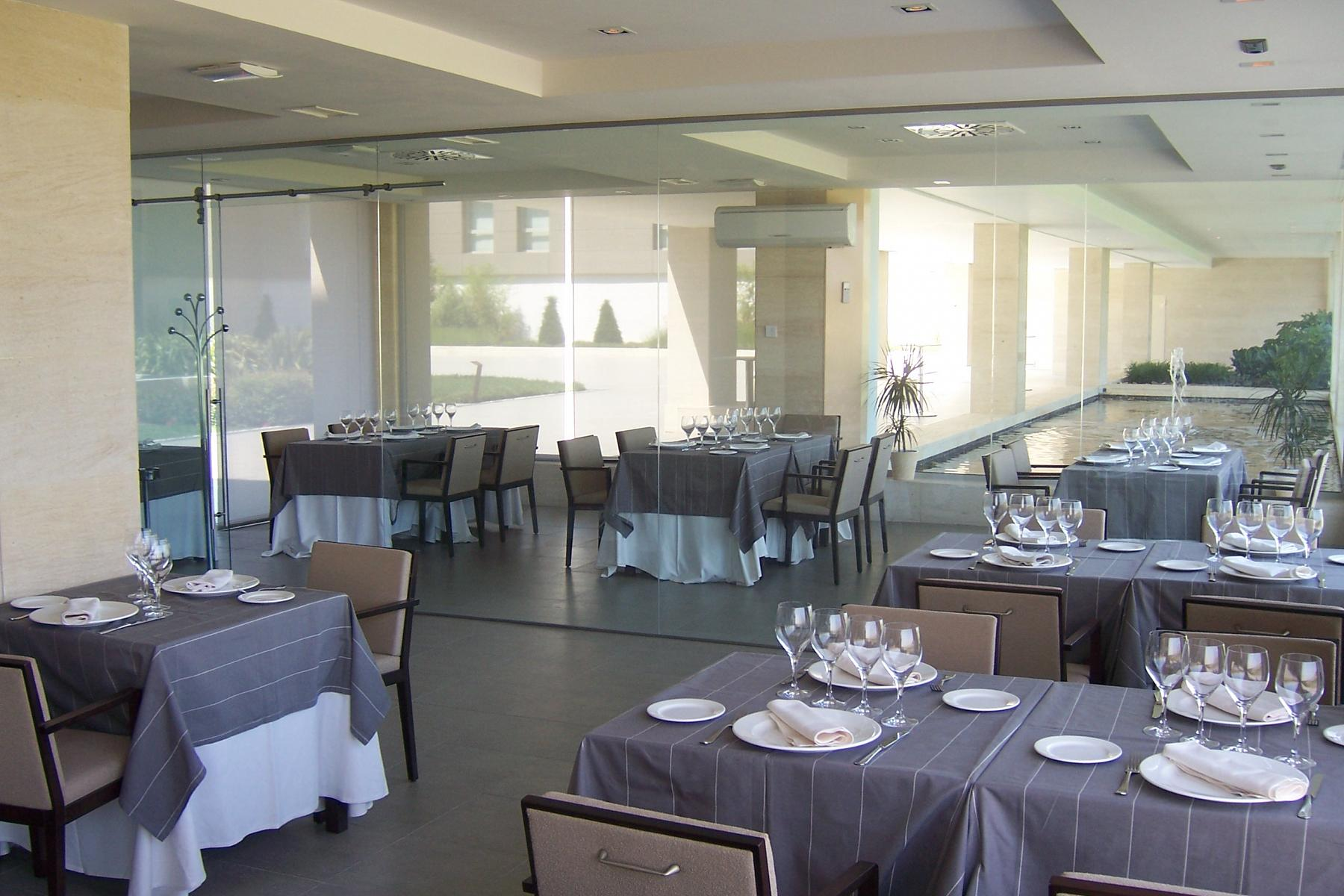 Eurostars i-Hotel - Gastronomie