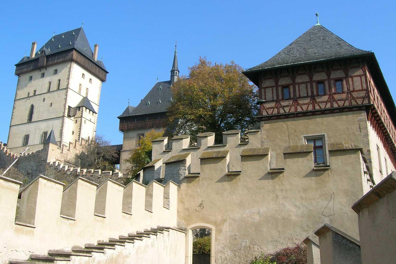 Conoce el Castillo de Karlstein