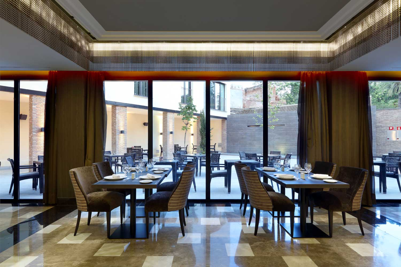Eurostars Washington Irving - Gastronomy