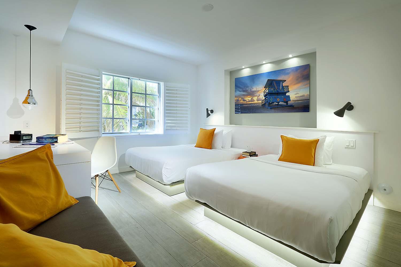 Deluxe Double Room 2 Beds