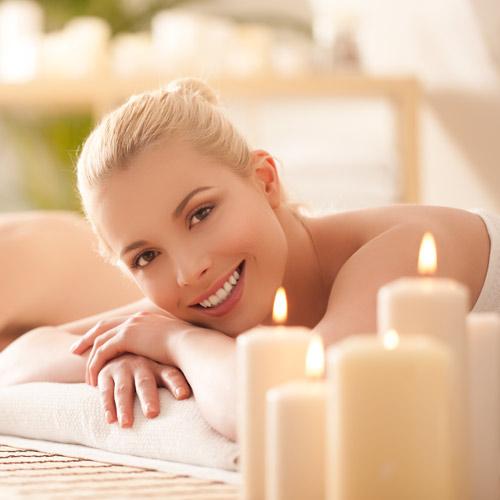 Paquete relax con masaje