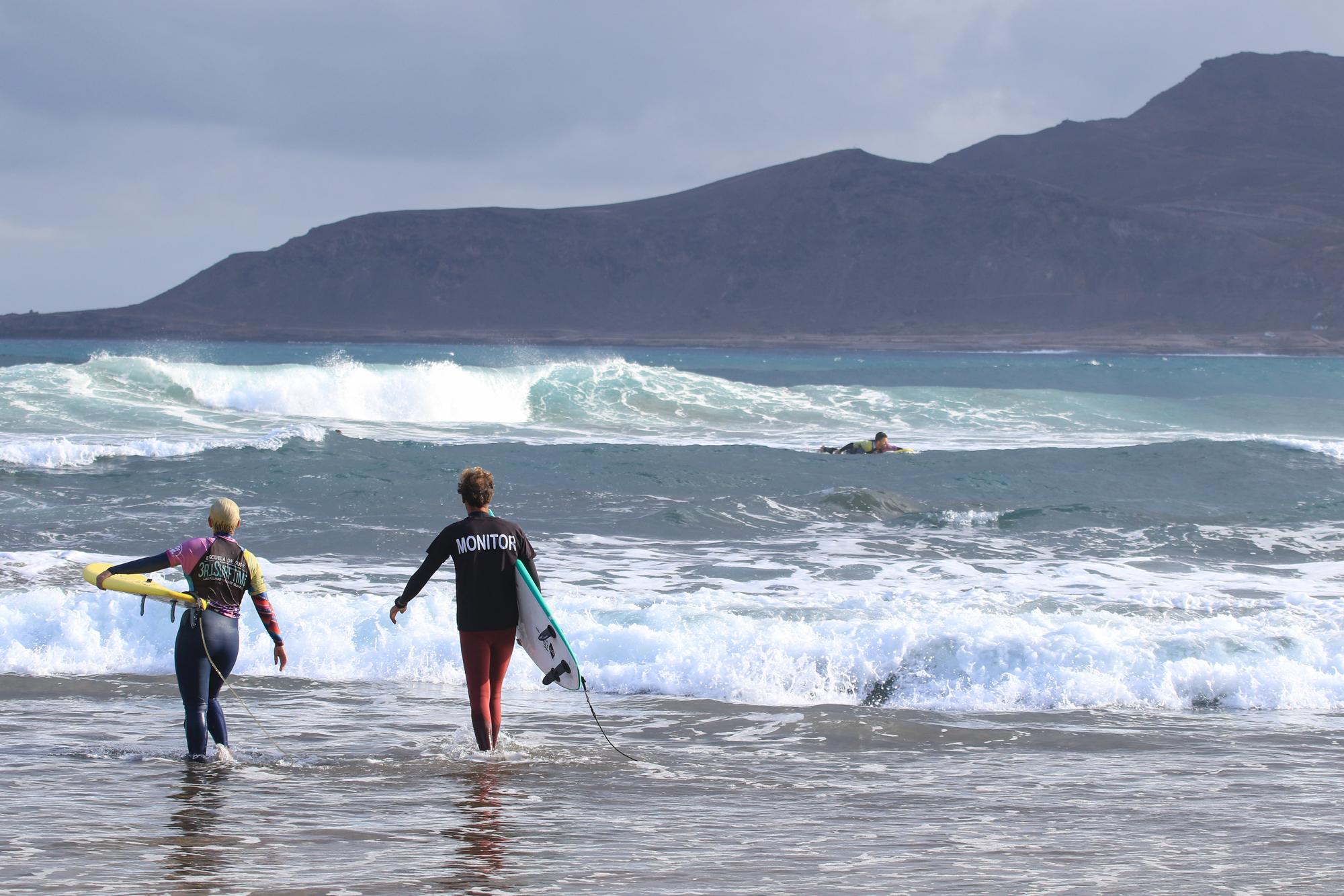 2 Clases de surf