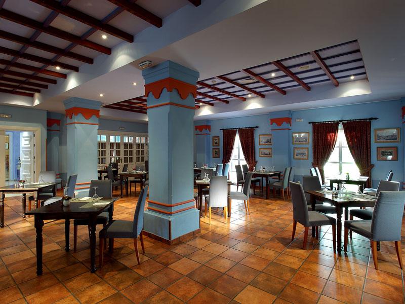 Exe Gran Hotel Solúcar - Gastronomie