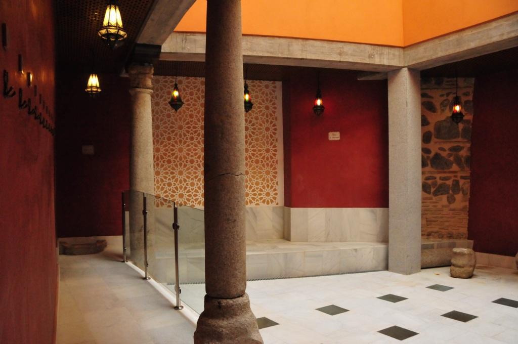 Baño árabe y masaje relajante