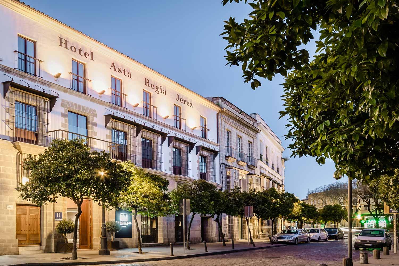 Reserve Hotel Eurostars Asta Regia in Jerez de la Frontera