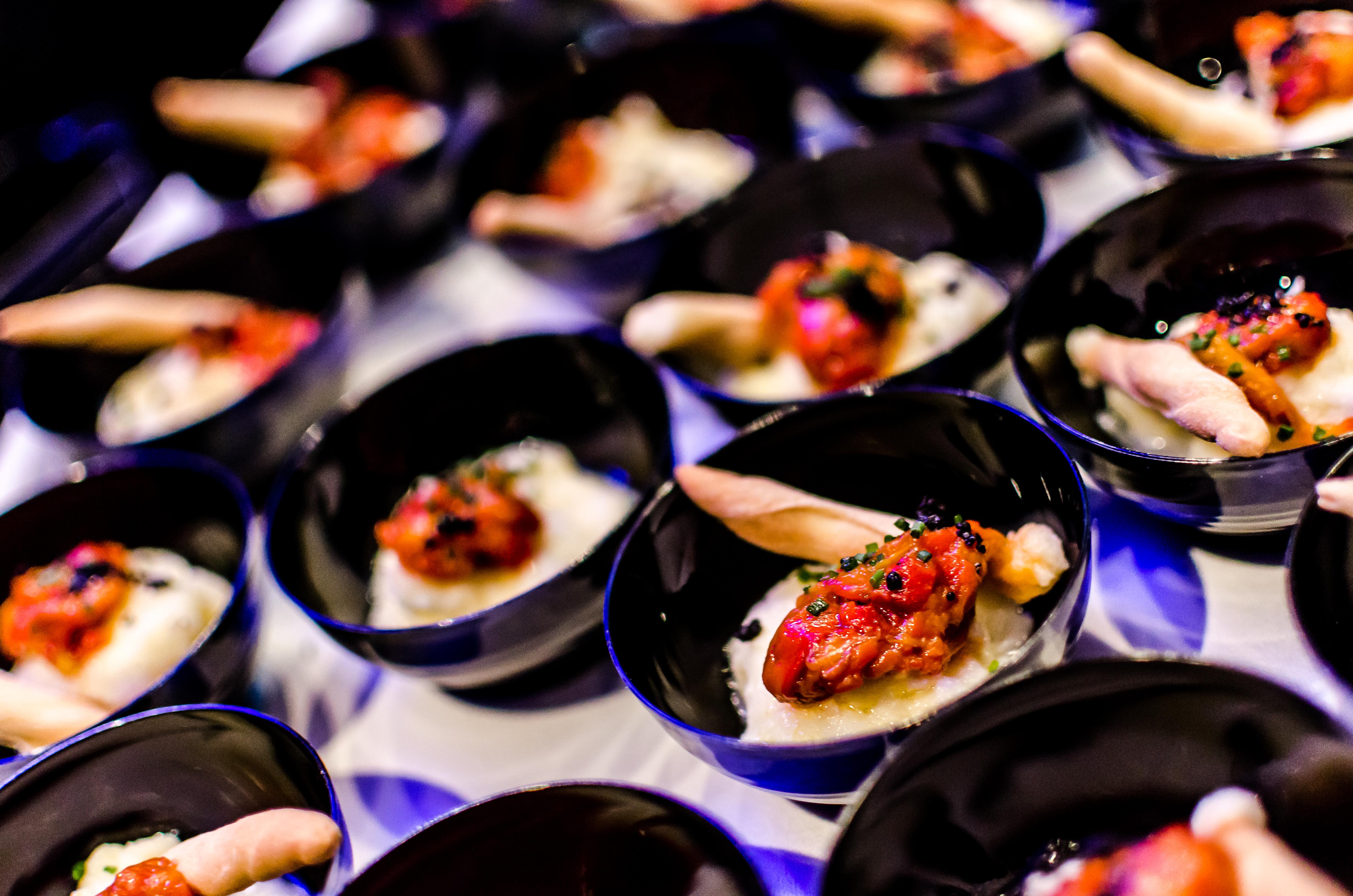 Exe Suites San Marino - Gastronomía