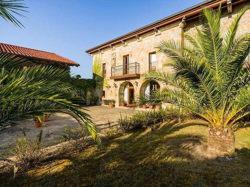 Hotel Palacio Garcia Quijano