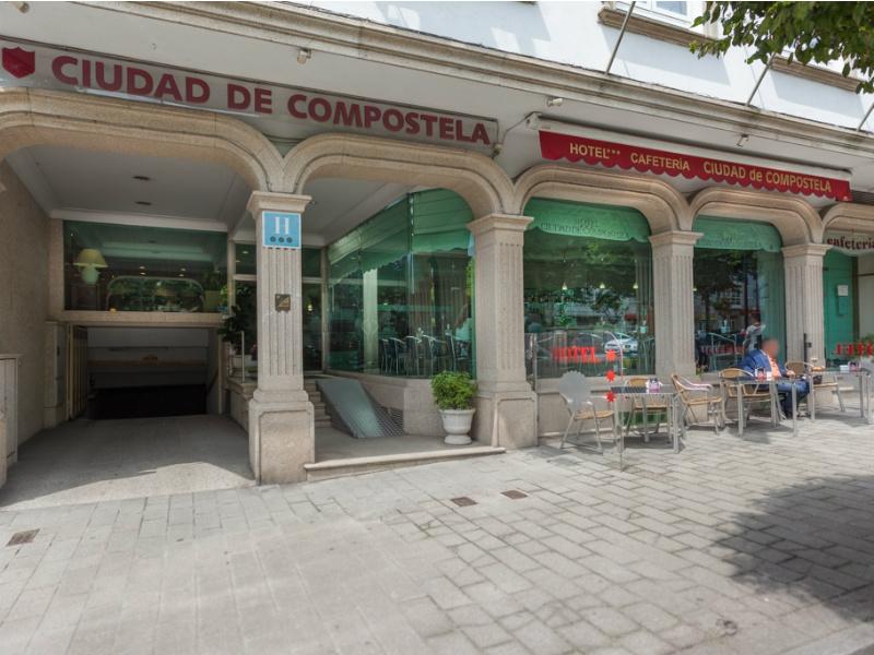 Ciudad de Compostela