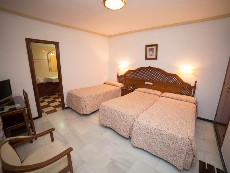 Hotel Los Omeyas  galeria