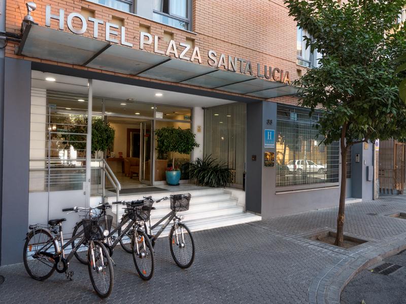 Hotel Plaza Santa Lucía