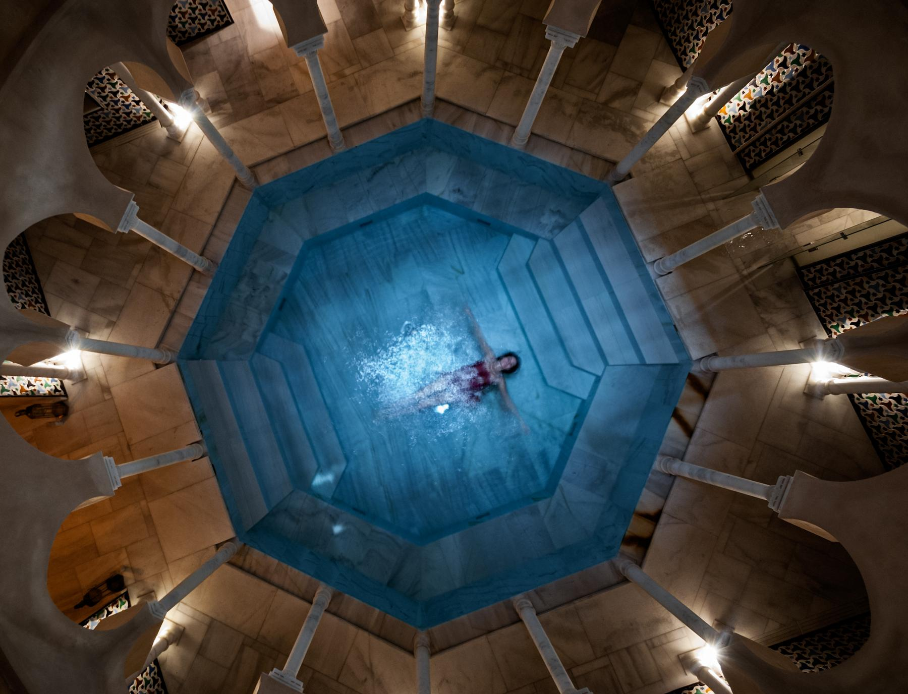 Baño relajante en Hammam Al Andalus