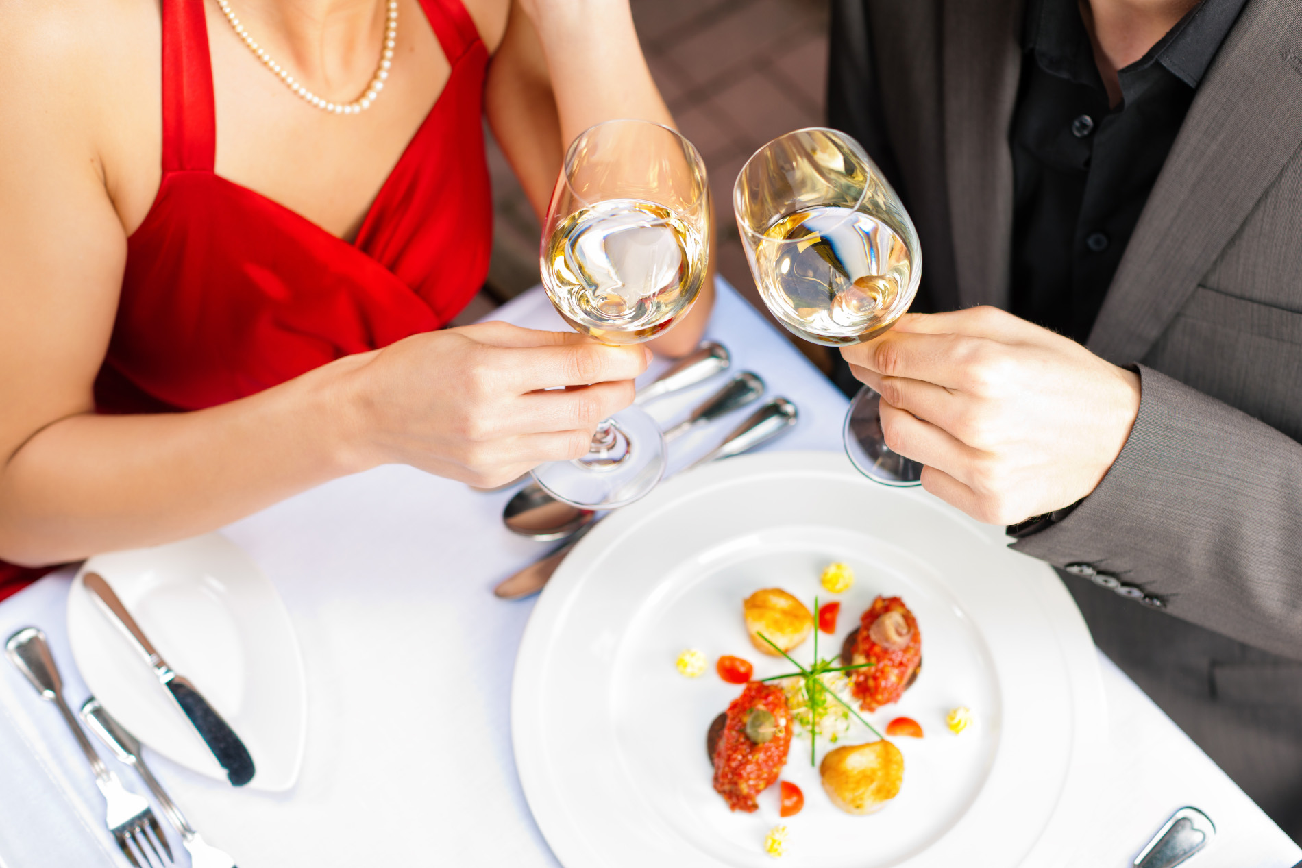 Romantic Experience (Dinner included)