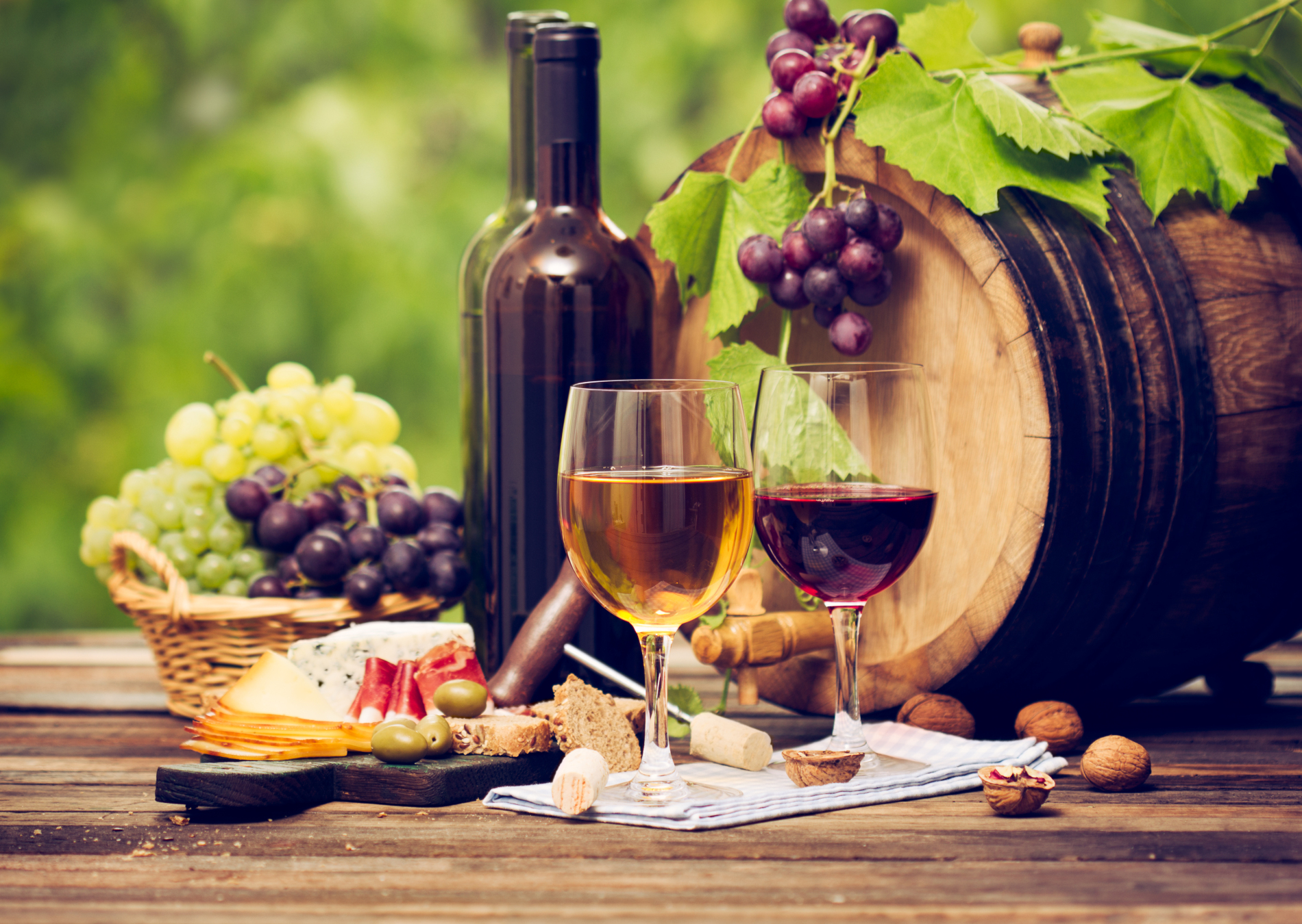 Wine and Relax Package
