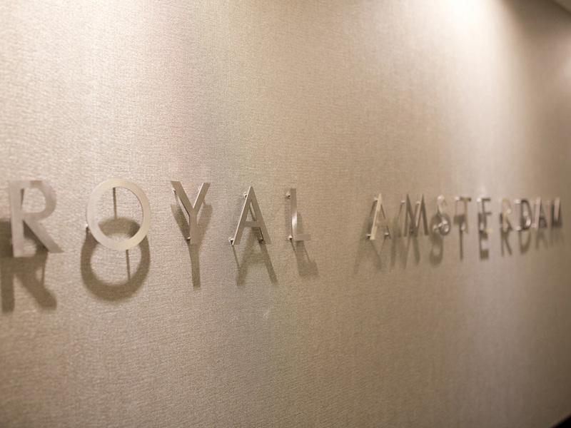 Royal Amsterdam  galeria