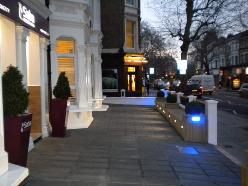 Saba Hotel London  galeria