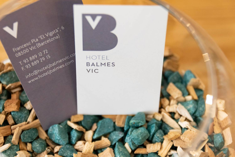 Hotel J.Balmes Vic  galeria