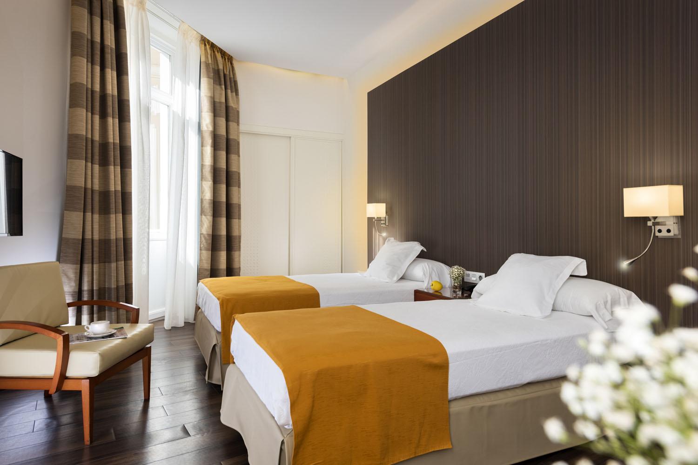 Hotel De Francia y París  galeria