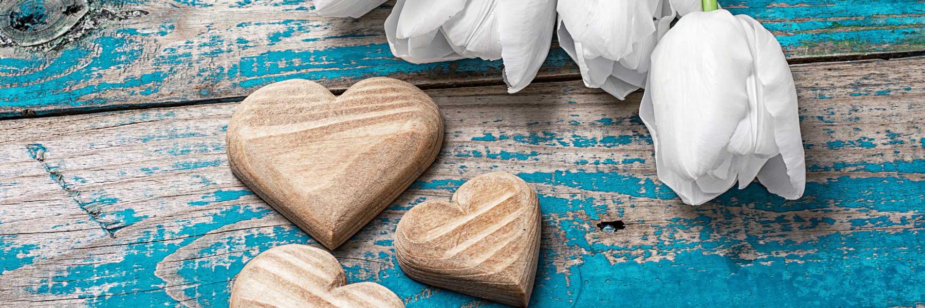 Pack decoración romántica