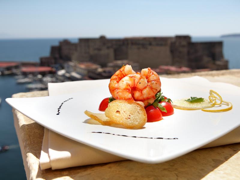 Eurostars Hotel Excelsior - Gastronomía