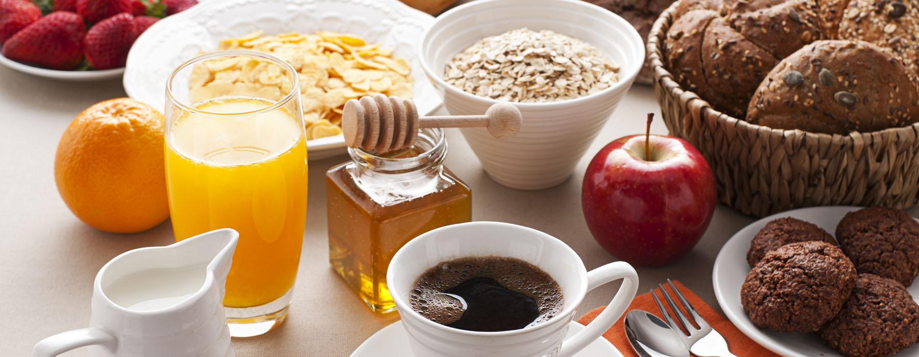 Especial desayuno