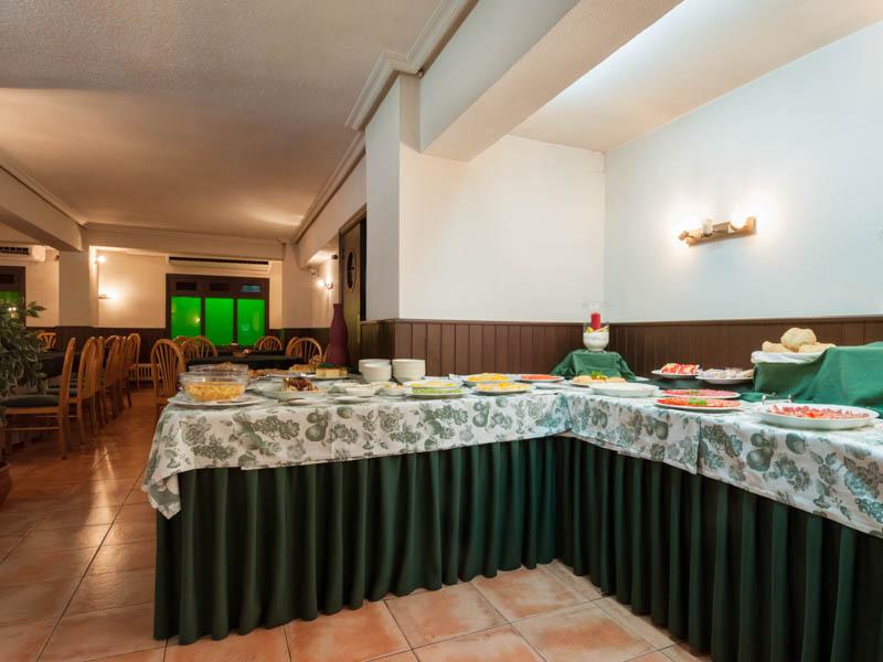 Hotel Alcántara  galeria
