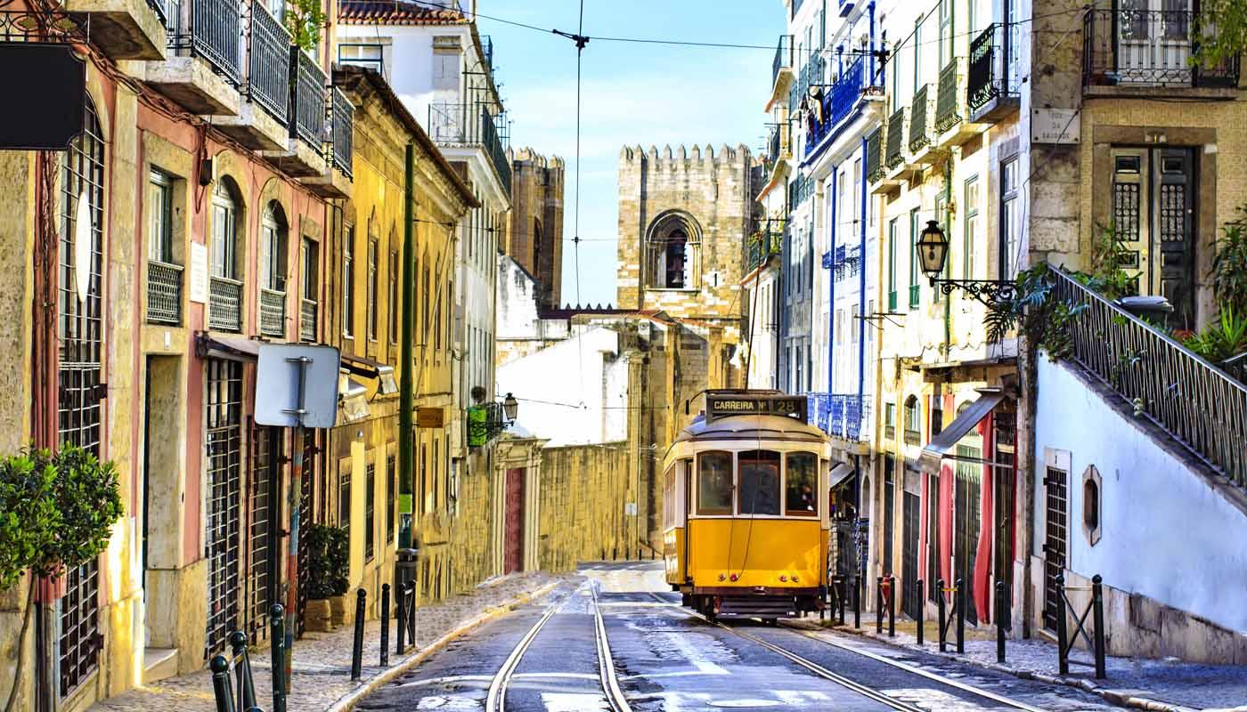Descobre Lisboa!