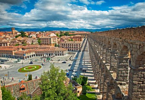 Segovia guided visits