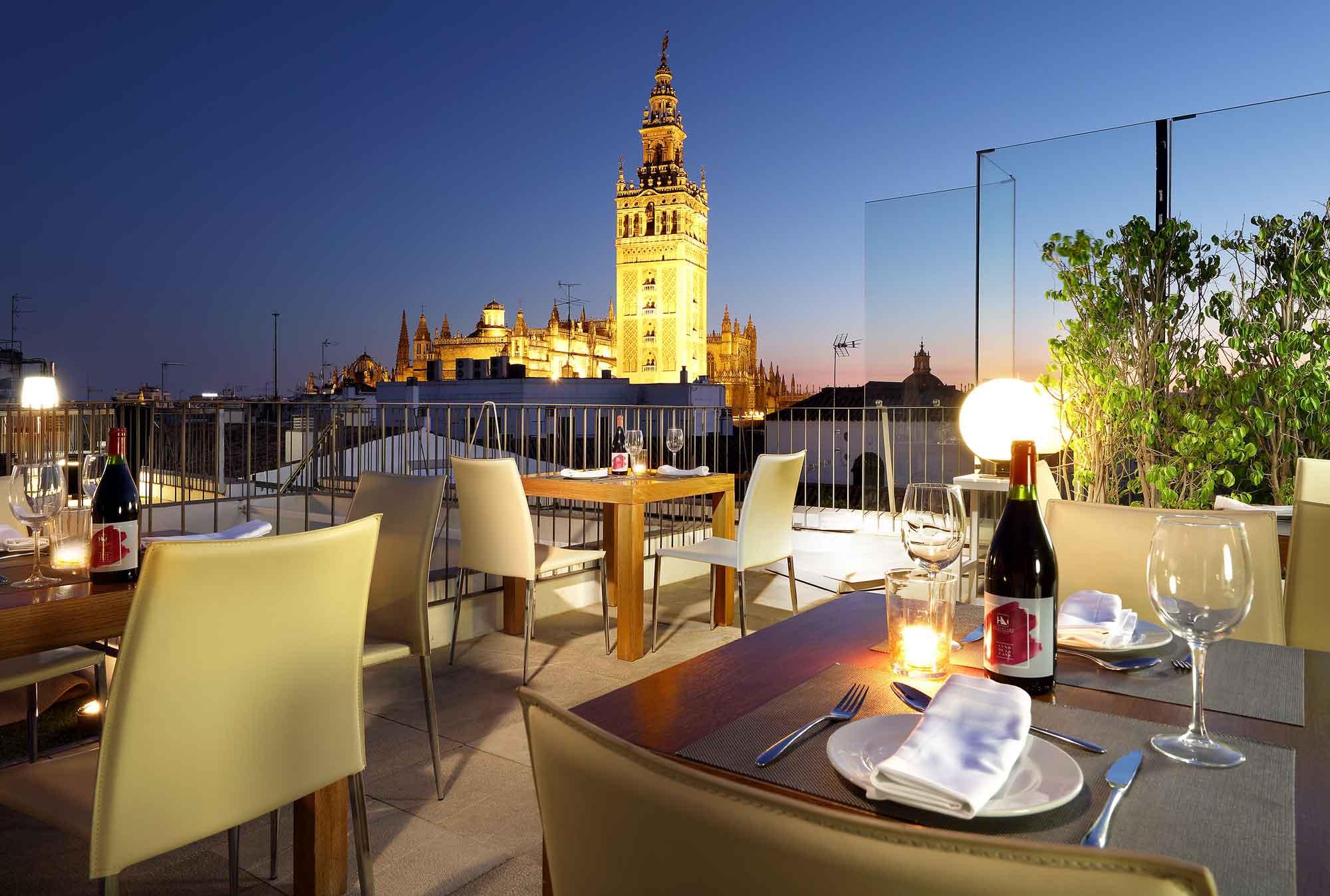 Eurostars Sevilla Boutique - Gastronomie
