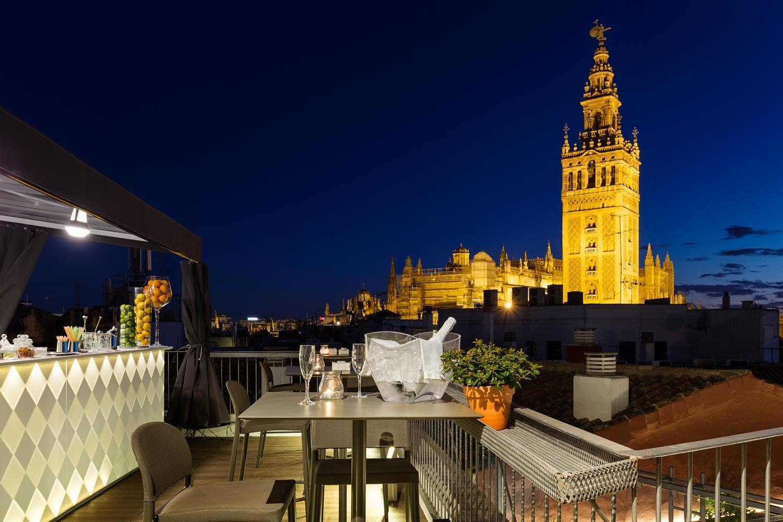 Sevilla Magic Night