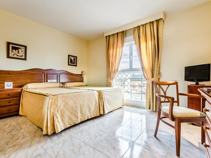 Hotel Roma Aurea  galeria